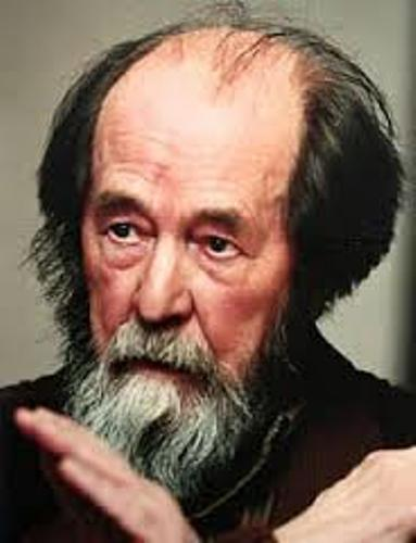 Facts about Alexander Solzhenitsyn