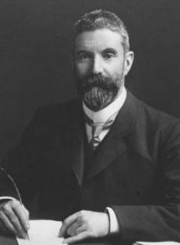Facts about Alfred Deakin