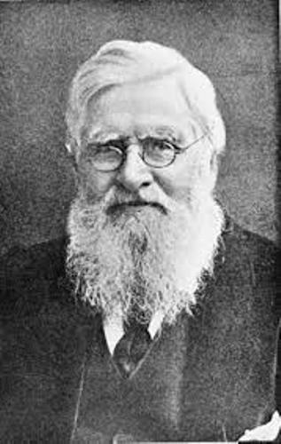 Facts about  Alfred Russel Wallace