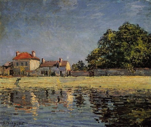 Facts about Alfred Sisley