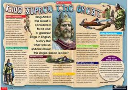 Facts about Alfred the Great