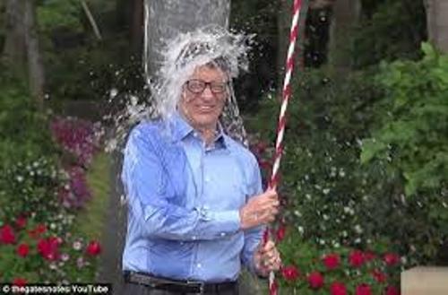 ALS Ice Bucket Challenge Image