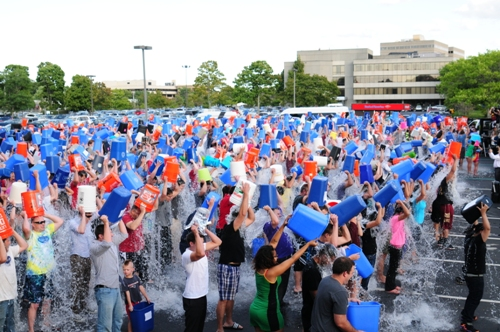 ALS Ice Bucket Challenge Images