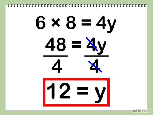 Algebra Facts