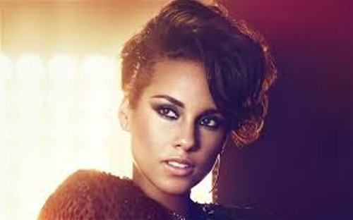 Alicia Keys Singer