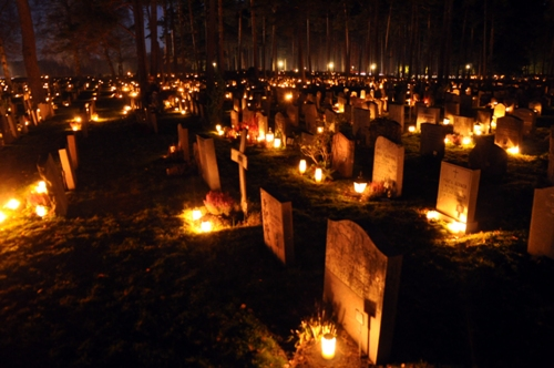 All Hallows' Eve Graves