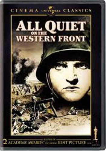 All Quiet on the Western Front Novel