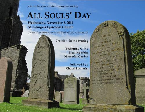 All Souls' Day Celebration