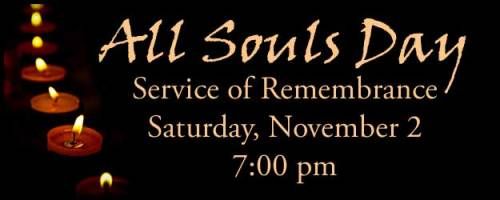 All Souls' Day Pic