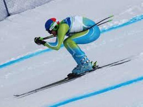 Alpine Skiing Sport