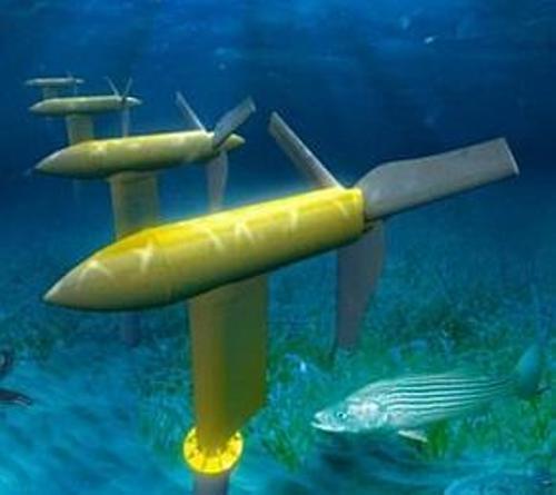 Alternative Energy Underwater