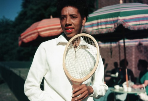 Althea Gibson Facts