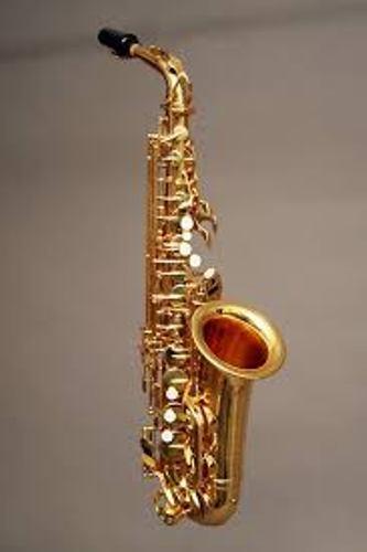 Alto Saxophone Pic