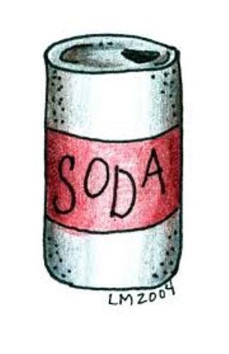 Aluminum Cans Soda