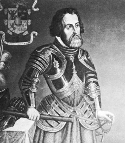 10 facts about alvarez de pineda fact file
