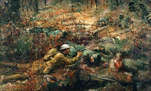 Alvin C. York Battle