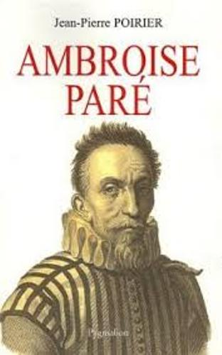 Ambroise Pare Book