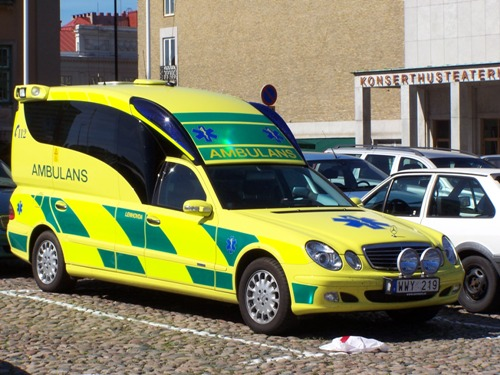 Ambulance Cute