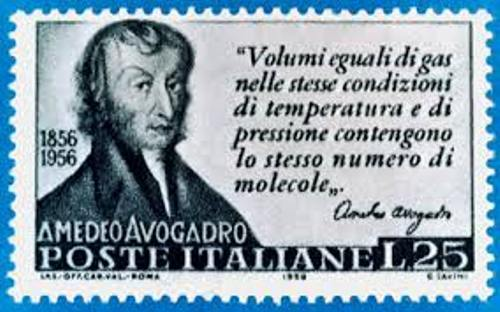 Amedeo Avogadro Facts