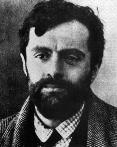 Amedeo Modigliani Facts
