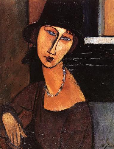 Amedeo Modigliani Painting