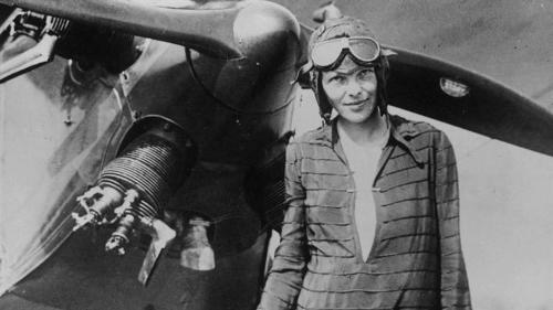 Amelia Earhart Pic
