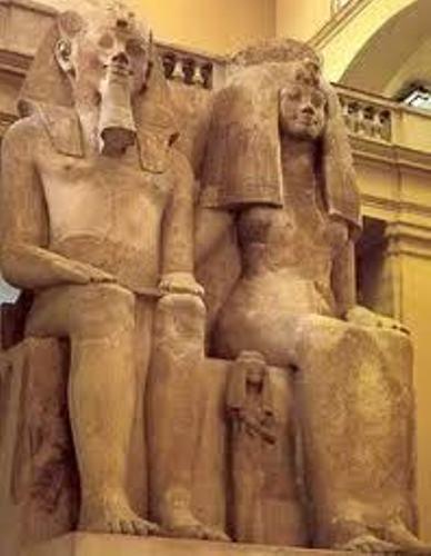 Amenhotep III Statues