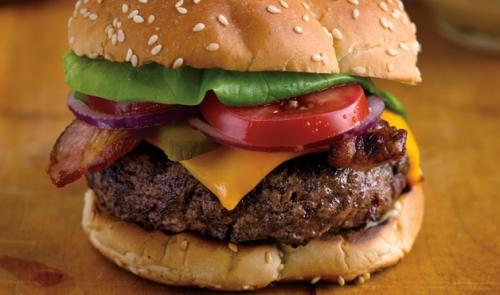 American Burgers Beef