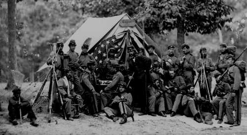 American Civil War Pictures