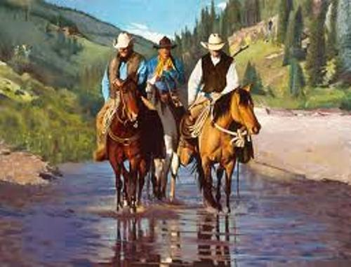 10 Facts About American Cowboys Fact File