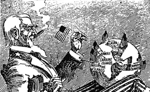 Image result for us imperialism 1890s