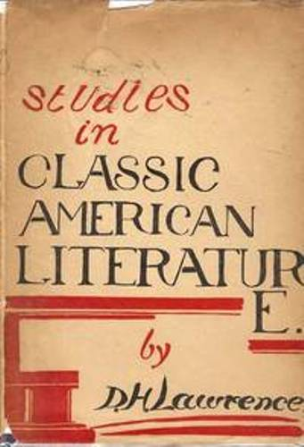 American Literature DH Lawrence