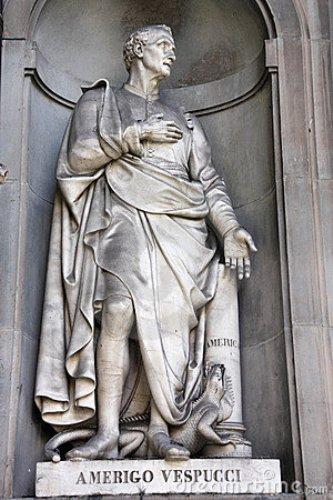Amerigo Vespucci Image
