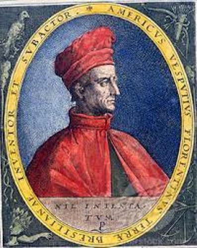 Amerigo Vespucci Pic
