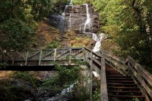 Amicalola Fall Pictures
