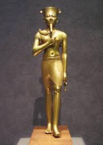 Amun  Statue