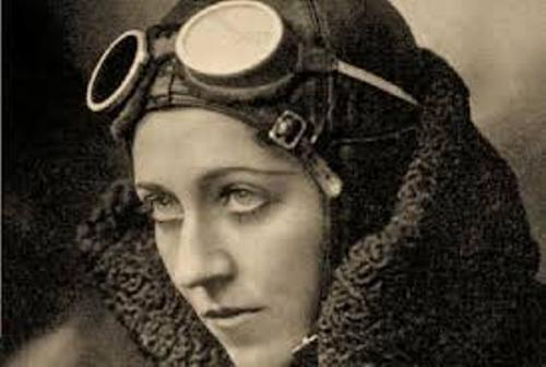 Amy Johnson Facts