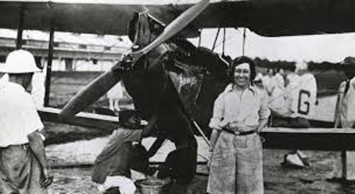 Amy Johnson Pic