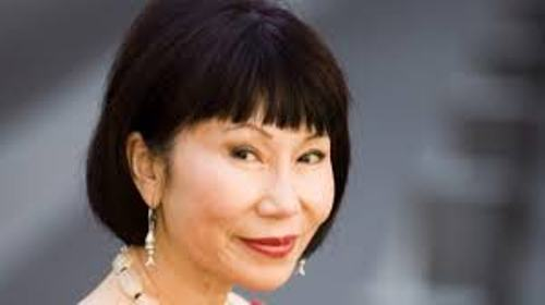 Amy Tan Author