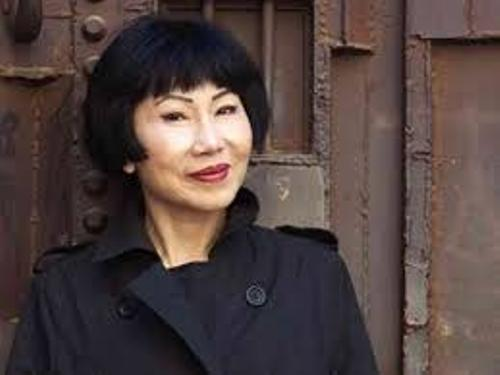 Amy Tan Pic