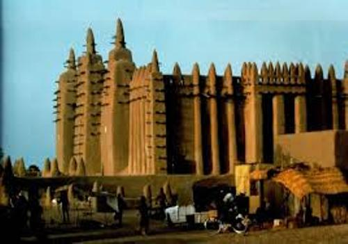 Ancient Africa Style