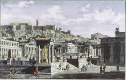 Ancient Athens Images