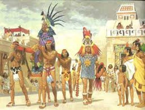 Ancient Aztecs People