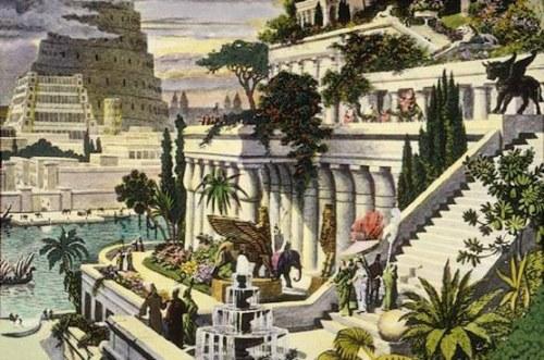 Ancient Babylon Pic