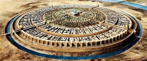 Ancient Baghdad Pic