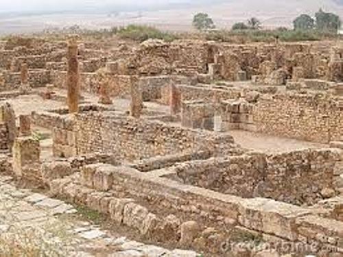 Ancient Civilization Ruins