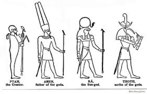 Ancient Egypt God Facts