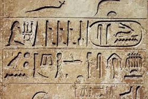 Ancient Egypt Hieroglyphic Images