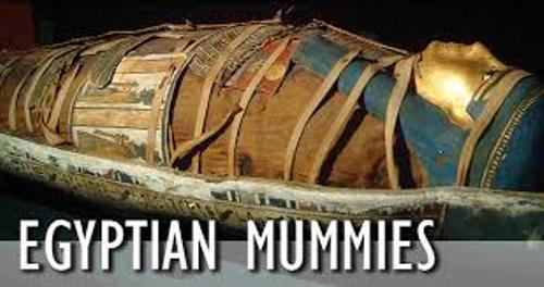 Ancient Egypt Mummi