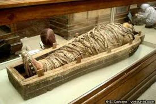 Ancient Egypt Mummies Pic